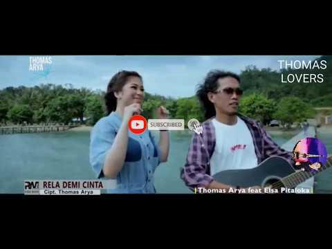 slow-rock-rela-demi-cinta-thomas-arya-ft-elsa-pitaloka-(official-video)