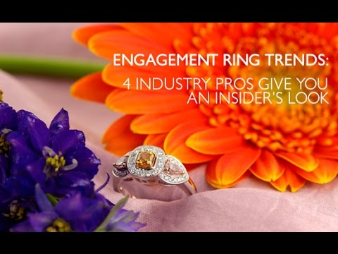 Engagement Ring Trends: 4 Industry Pros Give You an Insider's Look