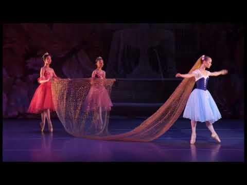 Snow Queen.  Anastasia Cheplyansky as a Gerda