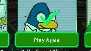 клуб пингвинов(вип пингвин) прохождение миссии  2