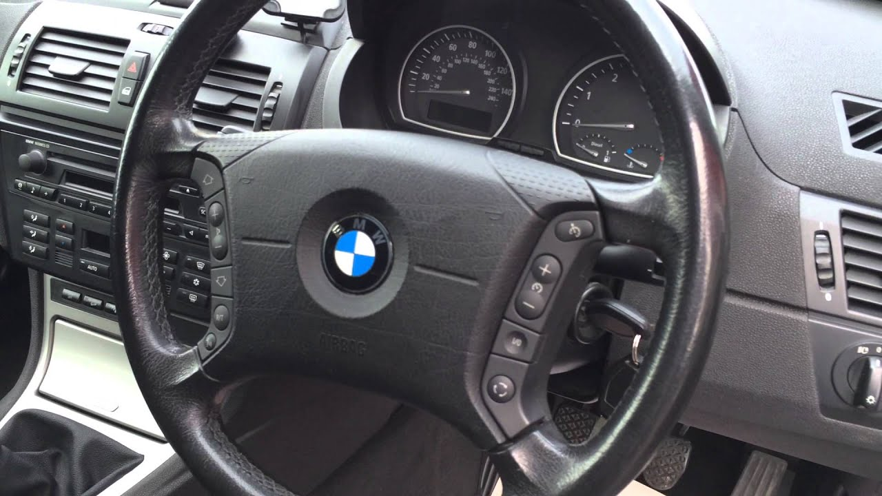 Bmw 4x4 X3 Www Chesterautoservices Co Uk 2005 55 Bmw Xd Se