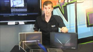 aSUS UX21 Zenbook vs Apple Macbook Air Comparison Review Showdown NCIX Tech Tips