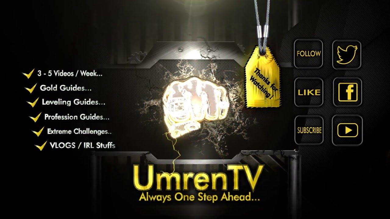 Umren TSM Profile - How to Install / Backup / Import - Sniping / Shopping /  Auctioning! by UmrenTV