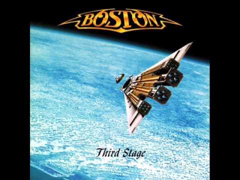 Boston - Third Stage [Full Album] 1986