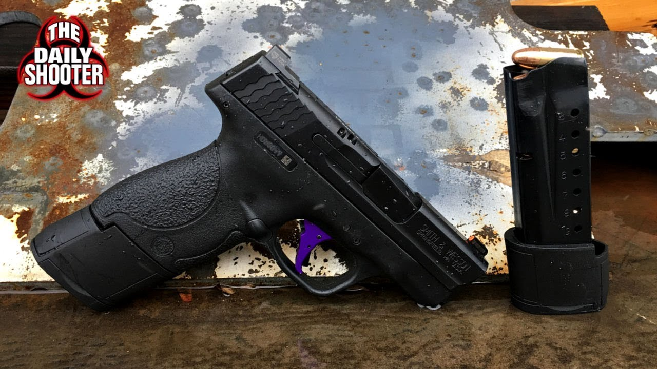 10 Round Mags For M&P Shield 9mm - ProMag