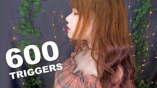 ASMR Ultimate 600 Triggers ⭐
