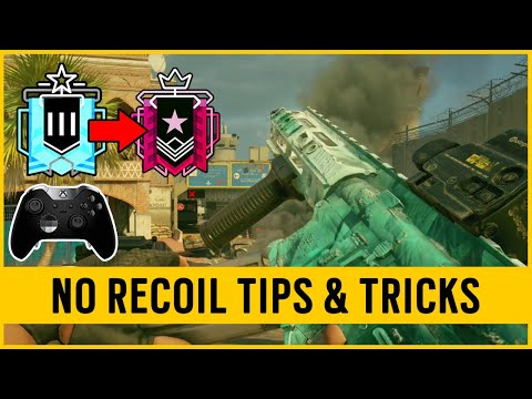 Recoil Control Console Guide - Rainbow Six Siege (Console