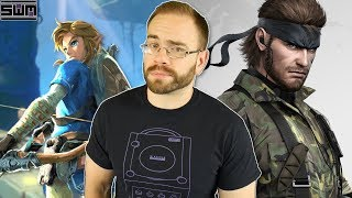 The Weird Metal Gear EVO Tease Confuses And A Zelda BOTW Look A Like Game Makes Fans Mad | News Wave