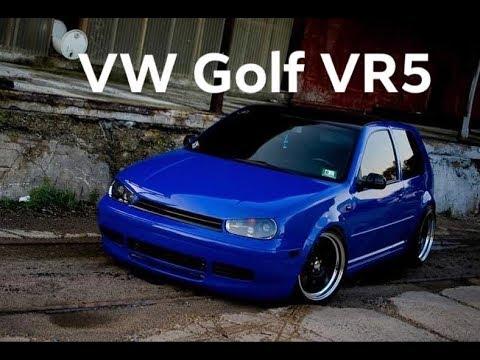 Ultimate Volkswagen Golf V5 VR5 20v Exhaust Sound Compilation HD