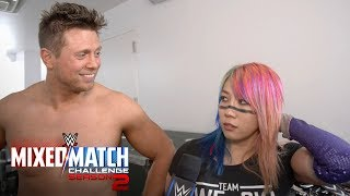 Following their huge WWE MMC Quarterfinals victory over Jimmy Uso &...