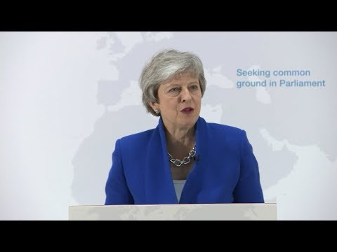 Live: Theresa May gives Brexit plan update following Cabinet meeting   ITV News