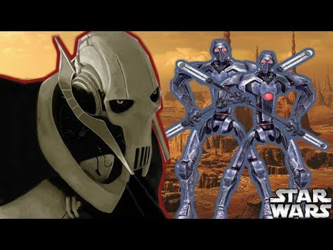 Why General Grievous HATED His Magnaguards - Star Wars Explained