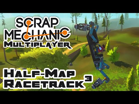 The Half-Map Racetrack, Part 3 - Let