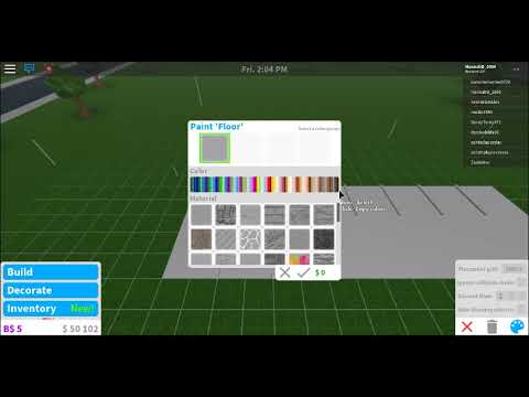 How To Make A Parking Lot In Bloxburg Youtube