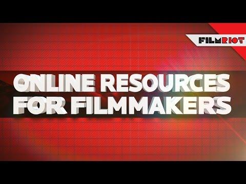 10 Resources for Filmmakers Online!