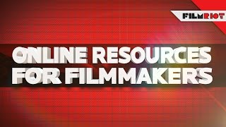 10 Resources for Filmmakers Online!