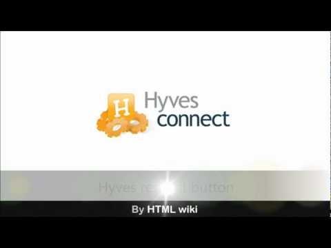 HTML Wiki - Hyves Respect Button