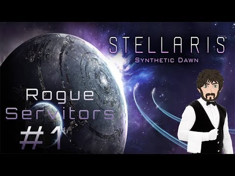 Stellaris: Synthetic Dawn - Rogue Servitors | Organic Defender #1