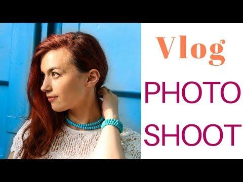 Daily Vlog- Photoshoot, New Camera & Biking Through Amsterdam