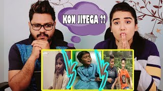 Indian Reaction On Battel Between Hadiya Hashmi, Chiraan Picho & Nadaan Parinday
