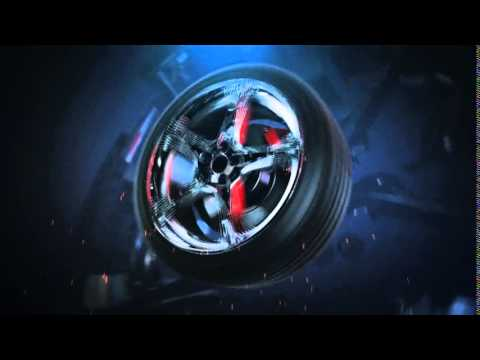 Element 3D EPIC Car Tire // After Effects Template