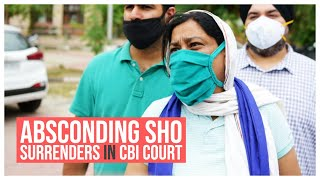 Chandigarh graft case: Absconding SHO surrenders in CBI court