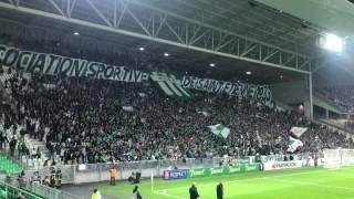 Asse Mainz Shalalalalalala oh saint Etienne Europa league Mayence