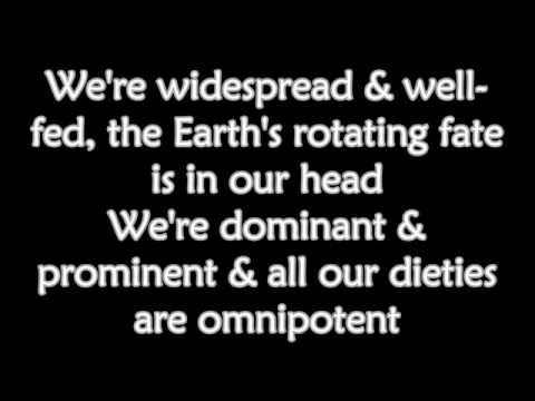 Bad Religion - Part IV (The Index Fossil) (Lyrics)