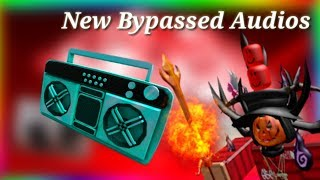 [55] ROBLOX NEW BYPASSED AUDIOS WORKING 2019
