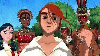 TREASURE ISLAND | The Human Medicine | Full Episode 23 | Cartoon TV Series | English | Full HD