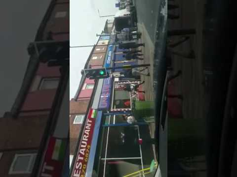 Street War - Somalis VS Kurds in Burngreave Sheffield