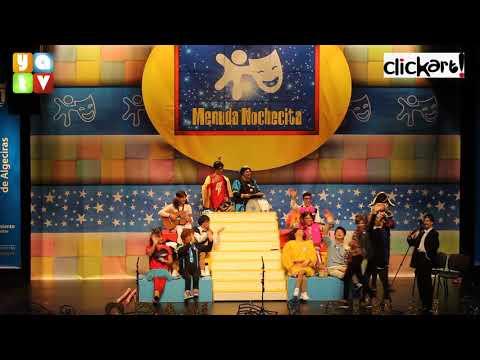Menuda Nochecita Chirigota Algeciras Carnaval 2019