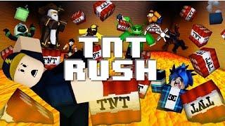 ROBLOX - TNT Rush avec Jay