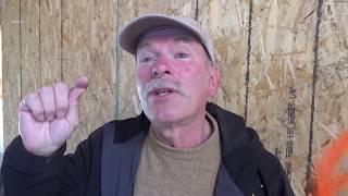США 5115: Строительство домов в Калифорнии - разговор с нашим прорабом Евгением на строй площадке