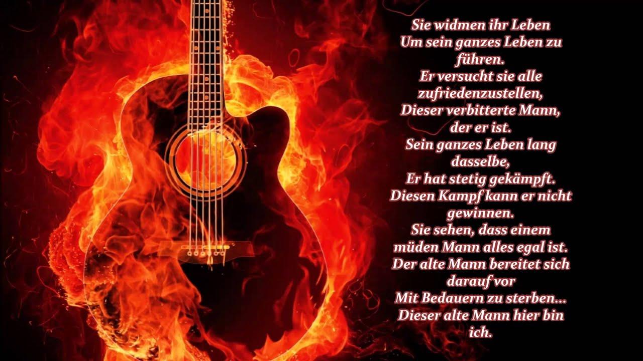 Metallica The Ungiven Deutsche Ubersetzung Youtube