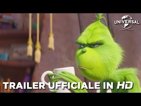 Il Grinch - Trailer Ufficiale Italiano