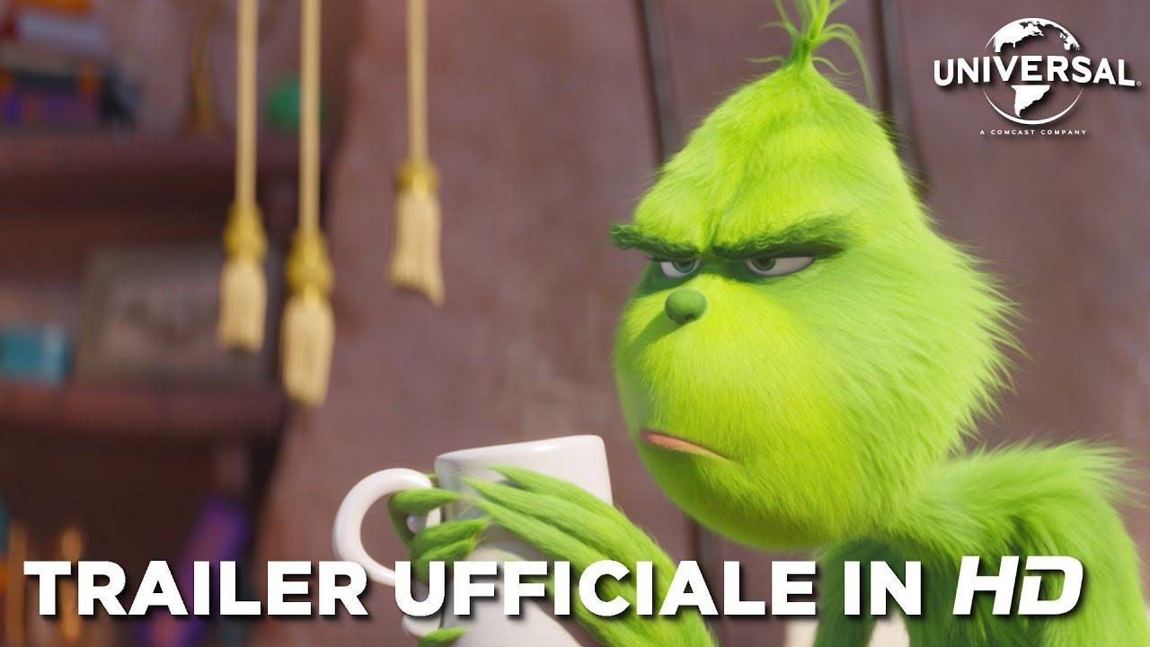 Il grinch trailer ufficiale italiano youtube