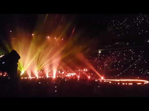 Coldplay in Edmonton