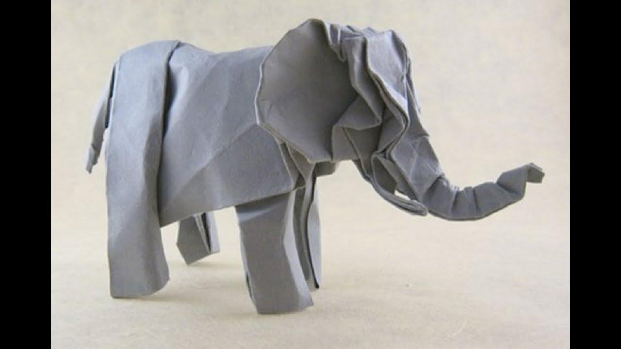 origami elephant how to make an origami elephant origami