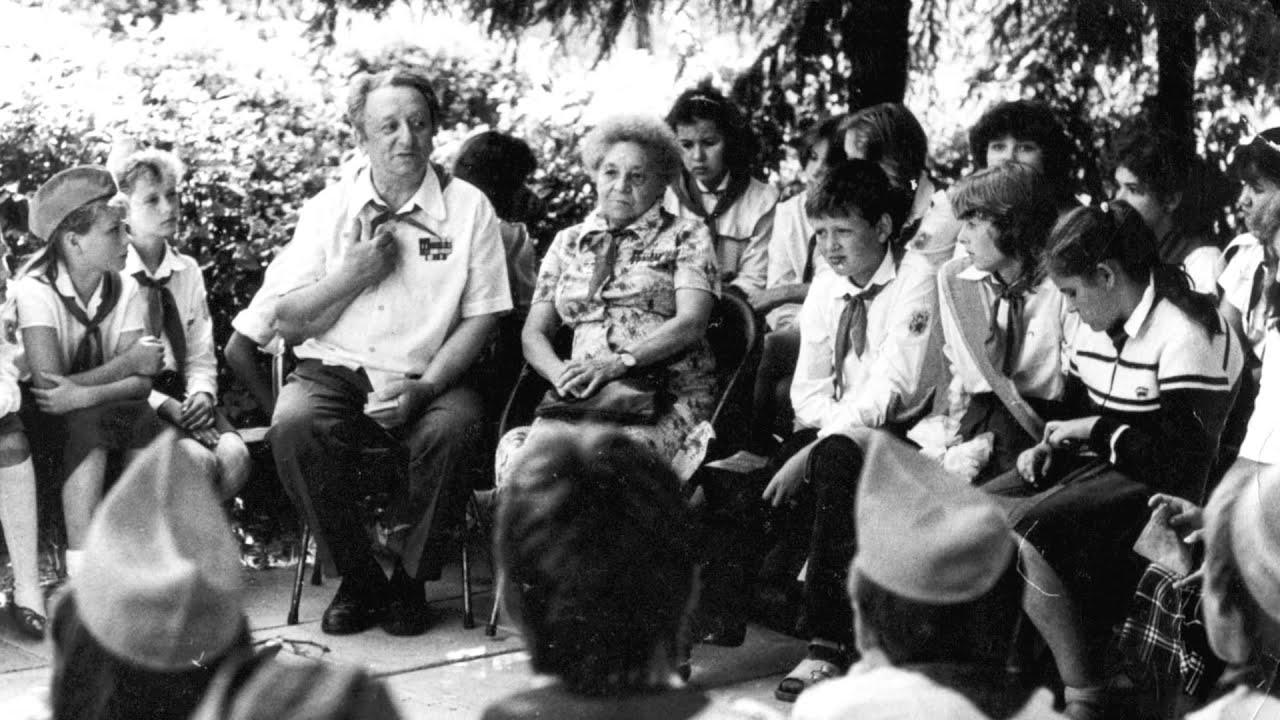 фото пионерский лагерь