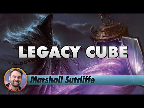 Legacy Cube Draft | Channel Marshall