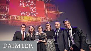 Bester Arbeitgeber Deutschlands: Daimler Financial Services