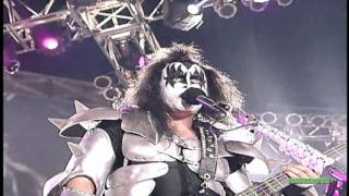 KISS - Calling Dr Love [ Dodger Stadium 10/31/98 ]