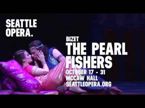 THE PEARL FISHERS 1-minute Trailer