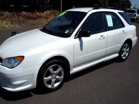 2007 Subaru Impreza 25i Sport Wagon 10174 Youtube