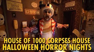 House of 1000 Corpses at Halloween Horror Nights 29 | Universal Orlando