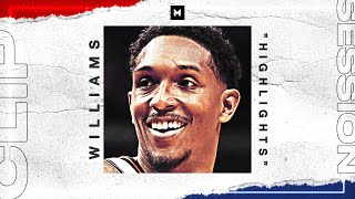 Lou Williams Is BETTER Than Your Team's Sixth Man! Best 19-20 Plays   CLIP SESSION