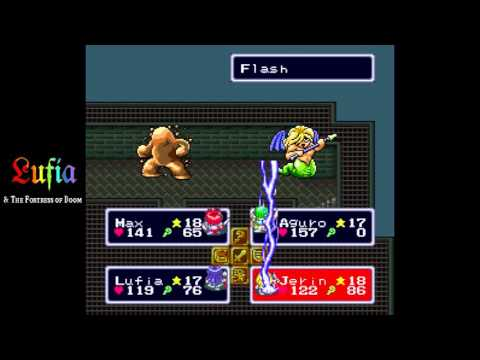 Lufia & the Fortress of Doom Playthrough #025, Green Tower & Ruan: The Hope Ruby