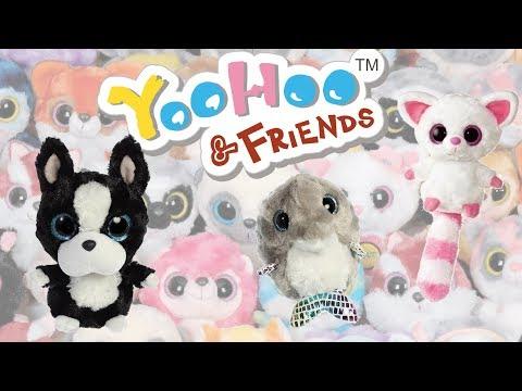 YooHoo /& Friends Musical Plush