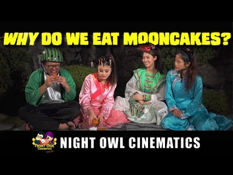 Why Do We Eat Mooncakes?